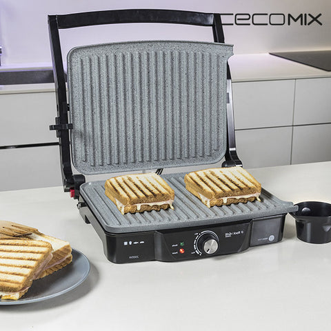 Image of Cecomix 3025 2000W Contact Grill-Universal Store London™