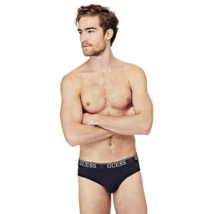 Guess U77G42-JR003-D780N Men's Briefs (Pack of 3)-Universal Store London™