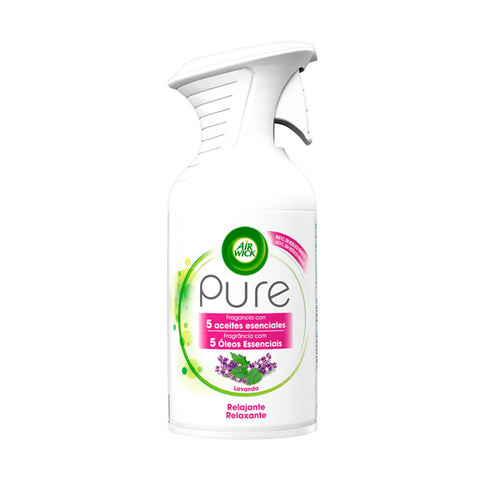 Air Wick Pure Essential Oil Relaxing Air Freshener Spray-Universal Store London™
