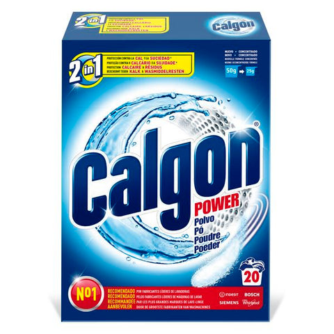 Calgon Anti-Lime Powder 500 g (20 uses)-Universal Store London™