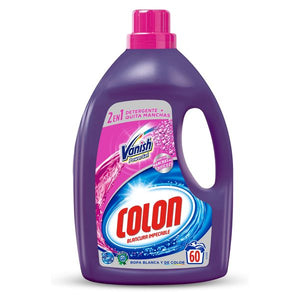 Colon Vanish Powergel Liquid Laundry Detergent (60 Washes)-Universal Store London™