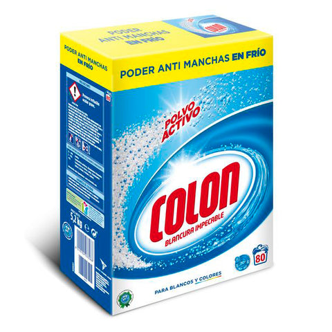 Colon Active Detergent for Clothes (80 Washes)-Universal Store London™