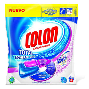 Colon Total Power Vanish Clothes Detergent (32 Washes)-Universal Store London™
