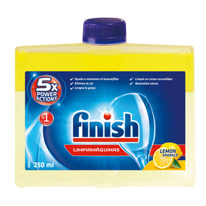 Finish Dishwasher Cleaner Lemon 250 ml-Universal Store London™