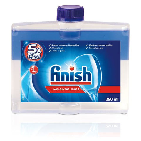 Finish Dishwasher Cleaner Regular 250 ml-Universal Store London™