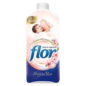 Flor Happy Moments Fabric Softener 1.4 L (64 Washes)-Universal Store London™