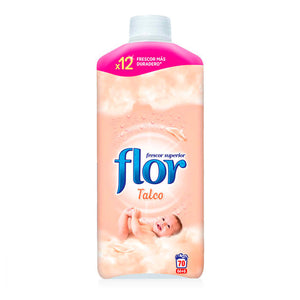 Flor Talc Concentrated Conditioner 1.5 L (70 Washes)-Universal Store London™