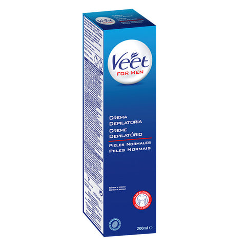 Veet Normal Skin Hair Removal Cream for Men 200 ML-Universal Store London™