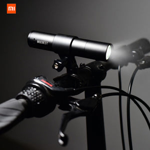 Xiaomi BEEBEST FZ101  XP-L HI 1000LM 5 Modes Spot-To-Flood Flashlight Torch Bike Light Power Bank