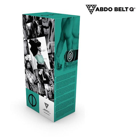 Image of Abdo Belt Q Vibrating Belt-Universal Store London™