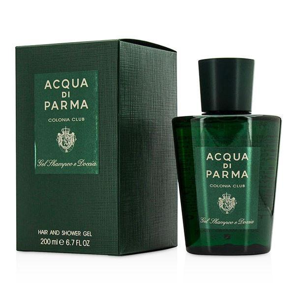 Acqua Di Parma - COLONIA CLUB hair&shower gel 200 ml-Universal Store London™