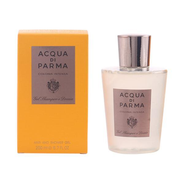Acqua Di Parma - INTENSA hair&shower gel 200 ml-Universal Store London™