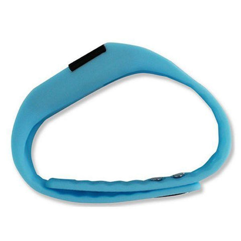 "Activity Bangle Billow XSB60LB 0.49"" 28 g Blue-Universal Store London™"