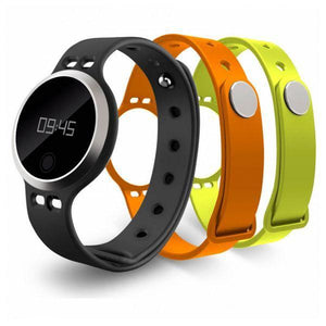 "Activity Bangle ORA FIT 2 OSB006-F2B 0.82"" Bluetooth 4.2 IP65 Android /iOS 23 g Black-Universal Store London™"