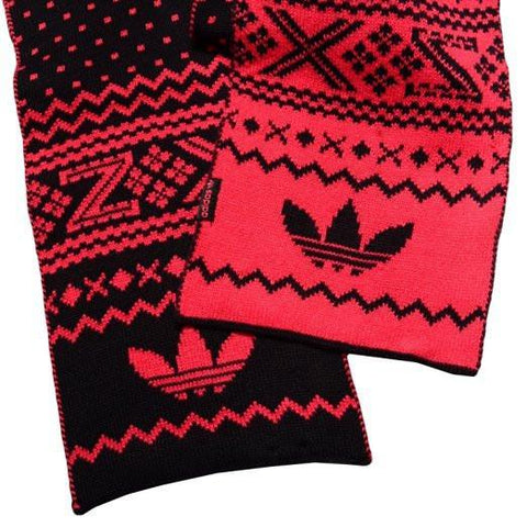 Image of adidas Originals ZX Unisex Norwegian Scarf - One Size-Universal Store London™