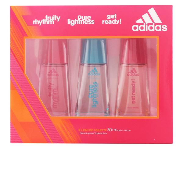 Adidas - WOMAN MULTILINE SET 3 Pcs.-Universal Store London™
