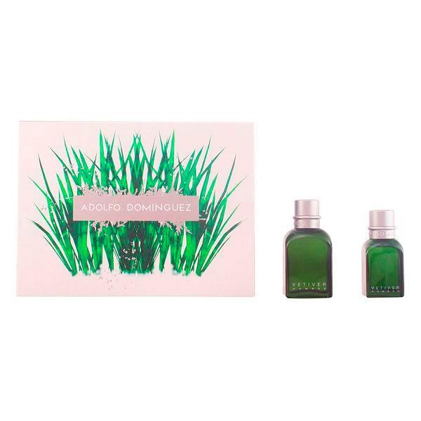 Adolfo Dominguez - VETIVER LOTE 2 pz-Universal Store London™