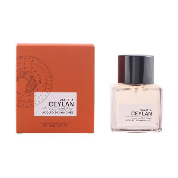 Adolfo Dominguez - VIAJE A CEYLAN edt vapo 100 ml-Universal Store London™