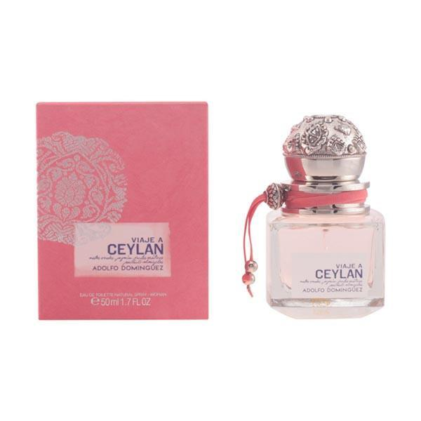 Adolfo Dominguez - VIAJE A CEYLAN WOMAN edt vapo 50 ml-Universal Store London™