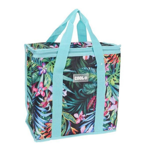 Image of Adventure Goods Flowers Cool Bag (16 L)-Universal Store London™