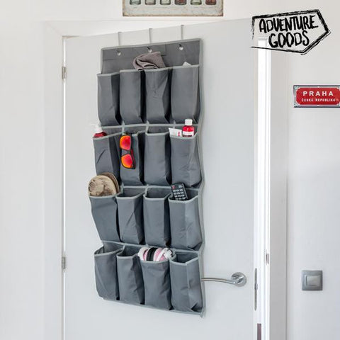 Image of Adventure Goods Pocket Organiser (16 pockets)-Universal Store London™