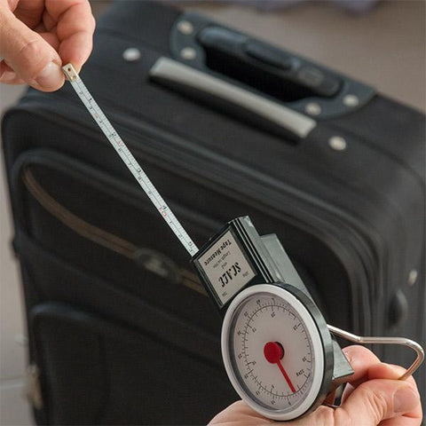 Image of Adventure Goods Roman Analogue Scale for Luggage-Universal Store London™