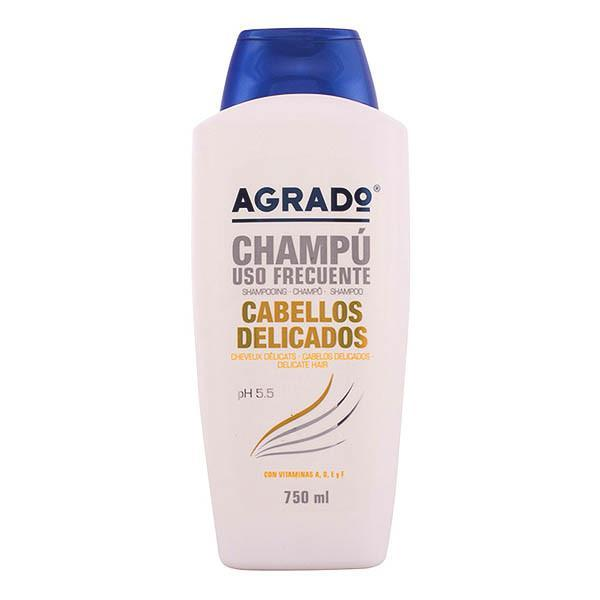 Agrado - SHAMPOO AGRADO delicated hair 750 ml-Universal Store London™