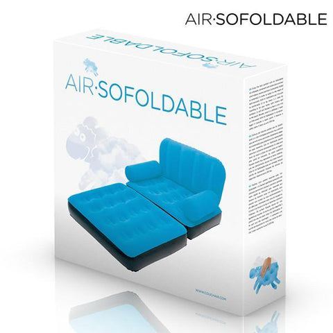 Image of Air.Sofoldable Extendable Inflatable Chair-Universal Store London™