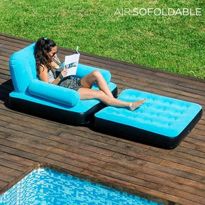 Air.Sofoldable Extendable Inflatable Chair-Universal Store London™