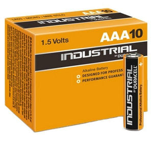 Alkaline Batteries DURACELL Industrial DURINDLR3C10 LR03 AAA 1.5V (10 pcs)-Universal Store London™