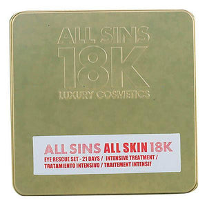 All Sins 18k - ALL SKIN EYE RECUE 21 DAYS INTENSIVE TREATMENT LOTE 2 pz-Universal Store London™