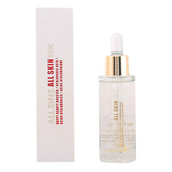 All Sins 18k - ALL SKIN happy beauty booster ácido hialurónico 30 ml-Universal Store London™