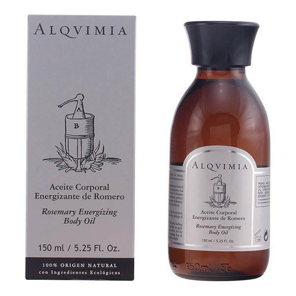 Alqvimia - BODY OIL rosemary energizer 150 ml-Universal Store London™
