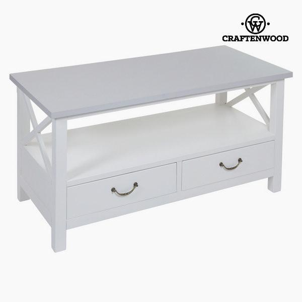 Altea sofa table white by Craftenwood-Universal Store London™