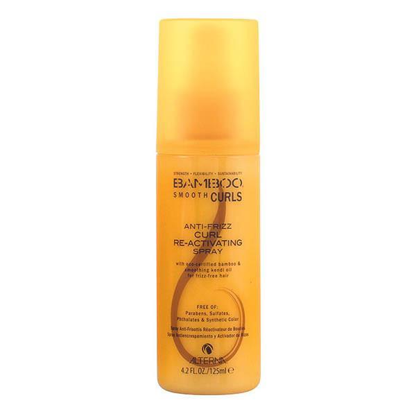 Alterna - BAMBOO SMOOTH curls reactivating spray 125 ml-Universal Store London™