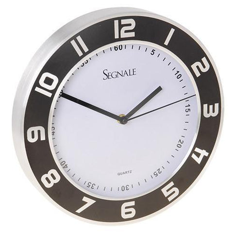 Image of Aluminium Wall Clock-Universal Store London™