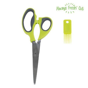 Always Fresh Cut Multi Blade Scissors-Universal Store London™