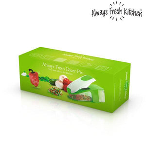 Always Fresh Dicer Pro Vegetables Cutter and Peeler-Universal Store London™