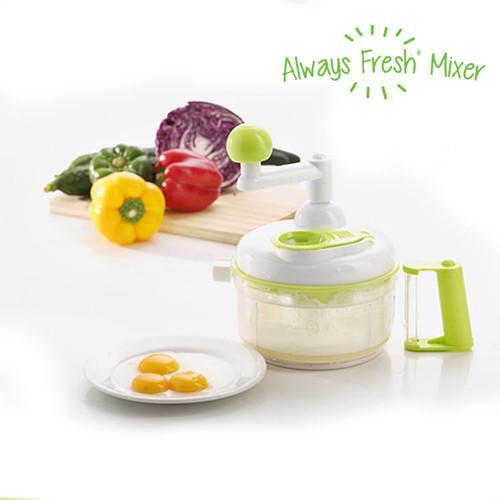 Always Fresh Mixer All-in-One Salad Maker-Universal Store London™