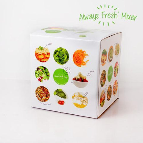 Image of Always Fresh Mixer All-in-One Salad Maker-Universal Store London™
