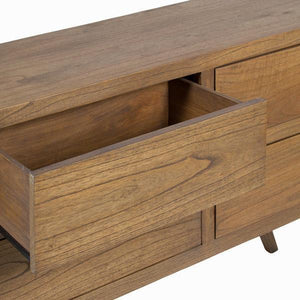 Amara sideboard 4 drawers - Ellegance Collection by Craften Wood-Universal Store London™