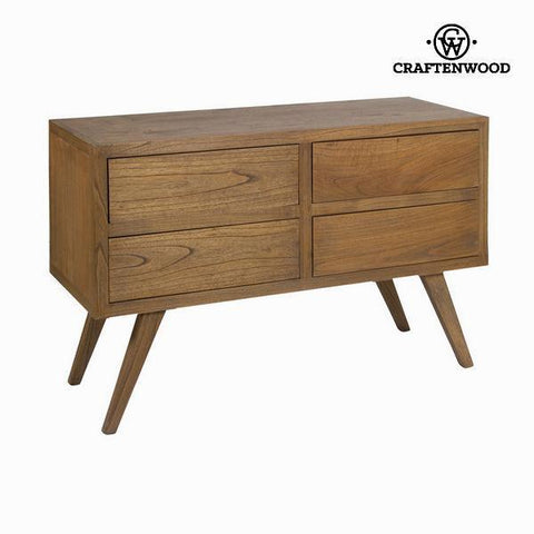 Image of Amara sideboard 4 drawers - Ellegance Collection by Craften Wood-Universal Store London™
