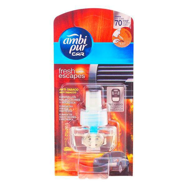 Ambi Pur - CAR ambientador recambio anti-tabaco 7 ml-Universal Store London™