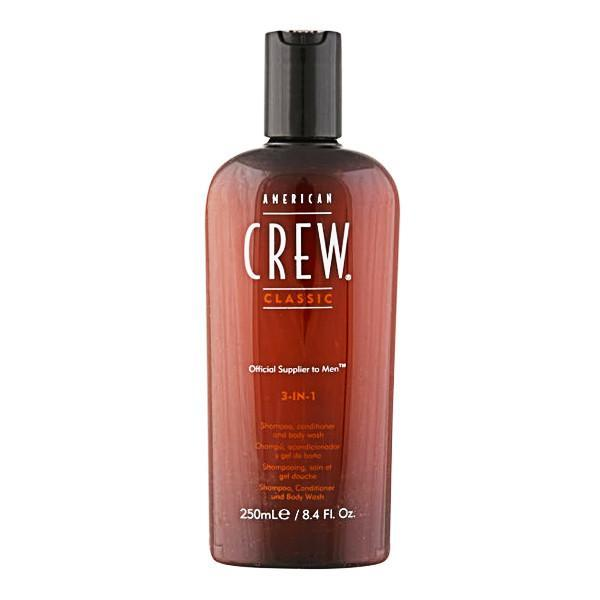 American Crew - POWER CLEANSER STYLE REMOVER shampoo 250 ml-Universal Store London™