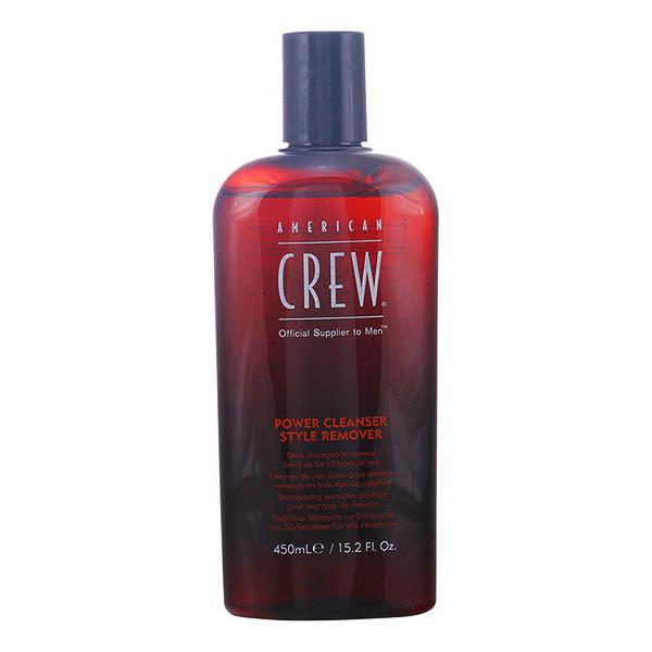 American Crew - POWER CLEANSER style remover shampoo 450 ml-Universal Store London™