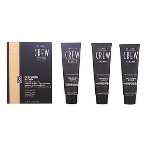 American Crew - PRECISION BLEND LOTE 7-8 light 3 pz-Universal Store London™