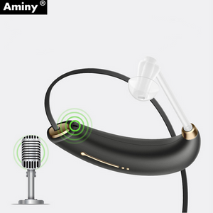 AMINY Ear Protector Sports Wireless Bluetooth 4.1 Earphones with mic-Universal Store London™