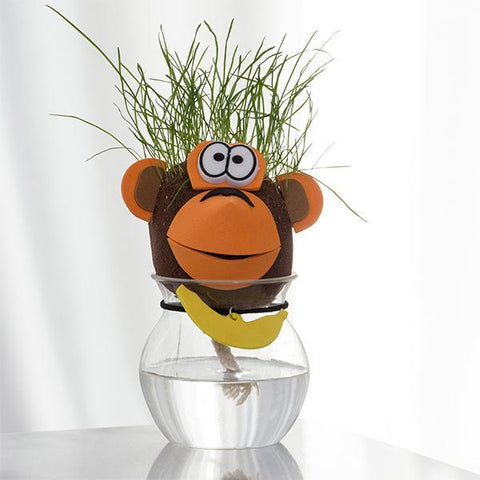 Animal Grass Head-Universal Store London™