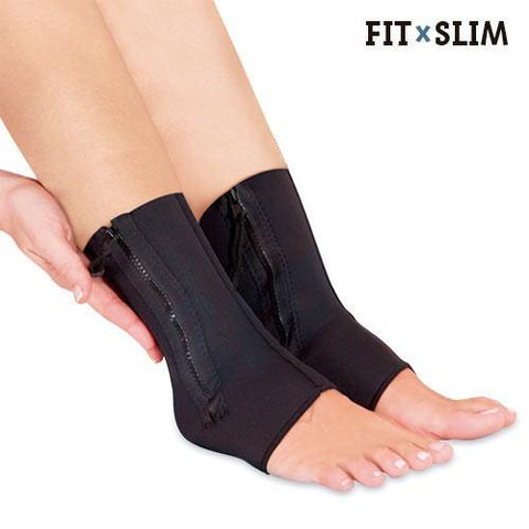 Image of Ankle Gennie Support Ankle Brace with Zip-Universal Store London™