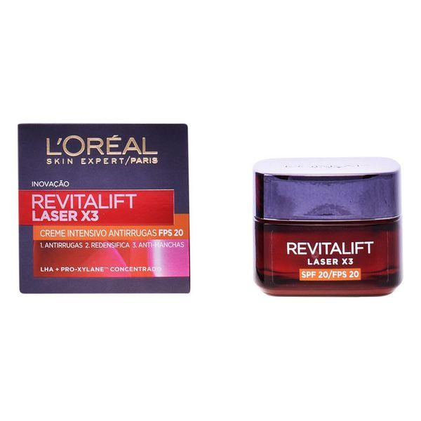 Anti-Ageing Cream Revitalift Laser L'Oreal Make Up-Universal Store London™